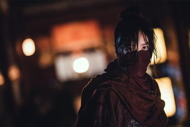 Kim So Hyun sebagai Yeom Ga Jin : Review dan Sinopsis Drama River Where The Moon Rises