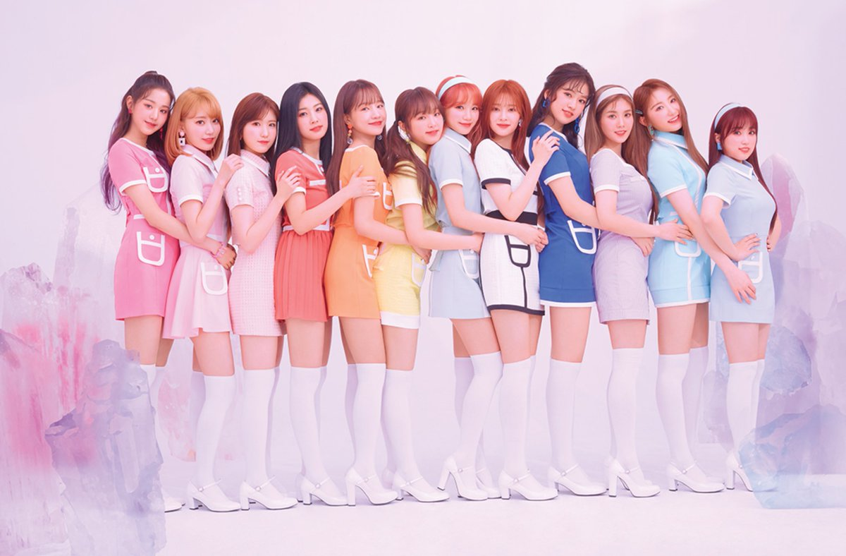 Uncertain Schedule, IZ*ONE Members Reportedly Back to Their Family House