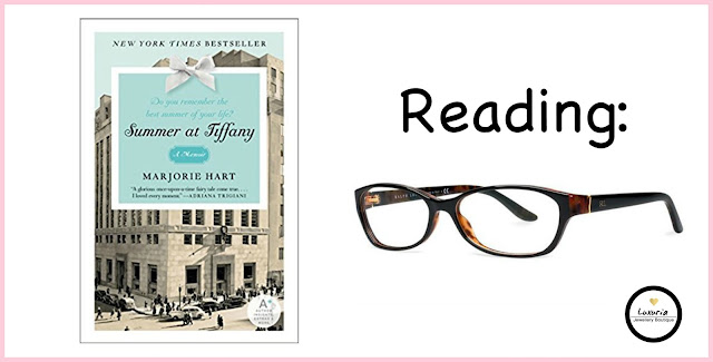 reading, summer reads, Tiffany's, memoirs