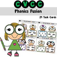 CVCC Phonics Fusion