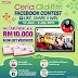 Jun10-Jul3: AEON Ceria Aidilfitri Facebook Contest: Like, Share & Win 'Duit Raya' up to RM10,000 Gift Vouchers