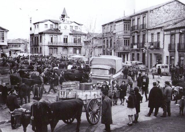 Fotos antiguas de La Robla  León  España  Cementos + Térmica + Hullera Vasco Leonesa