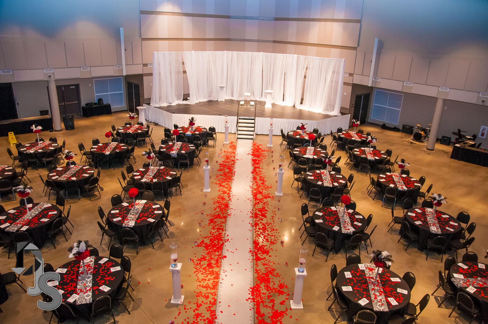 Sherita Michael 8 23 14 Birmingham Alabama Wedding Trussville Civic Center