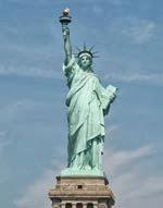 Estátua da Liberdade - Bertholdi