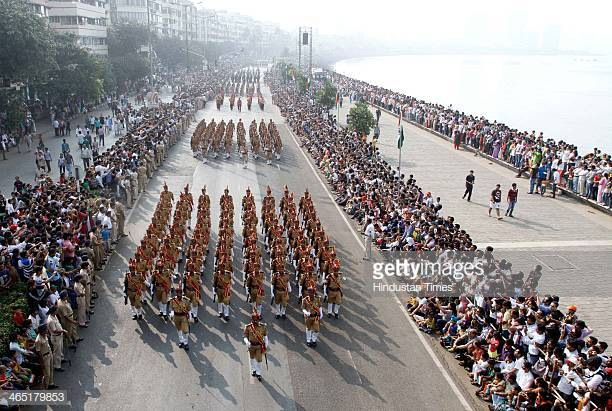 Republic Day Parade India Time