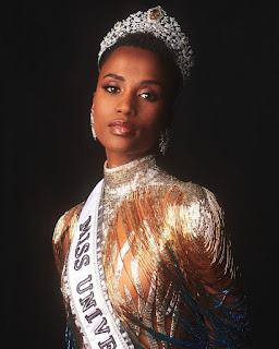 Zozibini Tunzi Dari South Africa Menang Miss Universe 2019