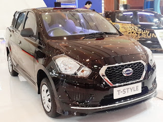 Kredit Datsun Go Panca November 2017