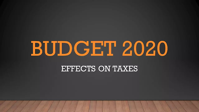 Budget 2020: Sitharaman announces new income tax rates