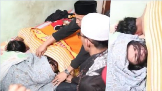 Viral Video Pasangan G@ncet Menangis Minta Tolong, Ustadz Sampai Turun Tangan
