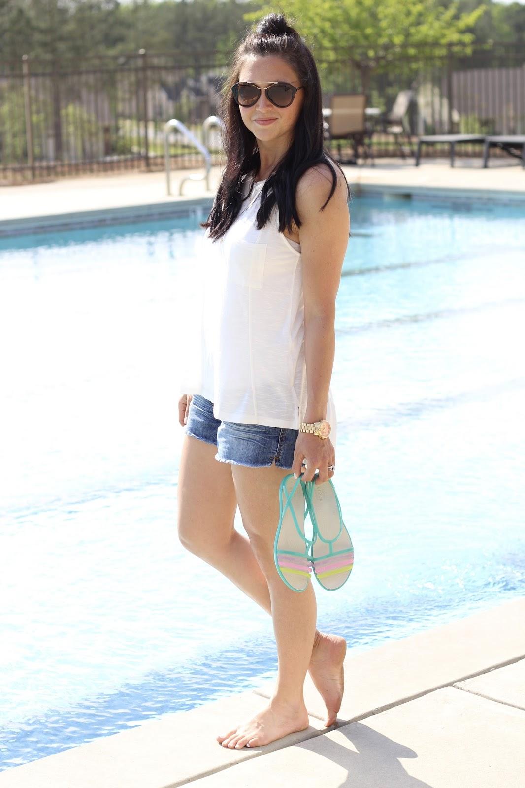 #MomsDayOffContest, Crocs Isabella Sandal