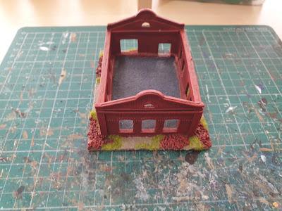 3 Faller Boiler Houses picture 8