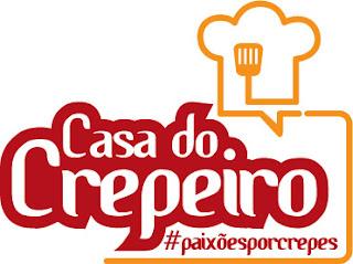 Criação de Logotipo para Casa de Crepes