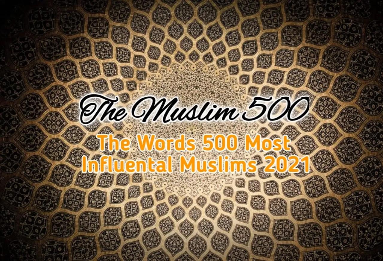 Profil 10 Tokoh Muslim Paling Berpengaruh di Dunia 2021