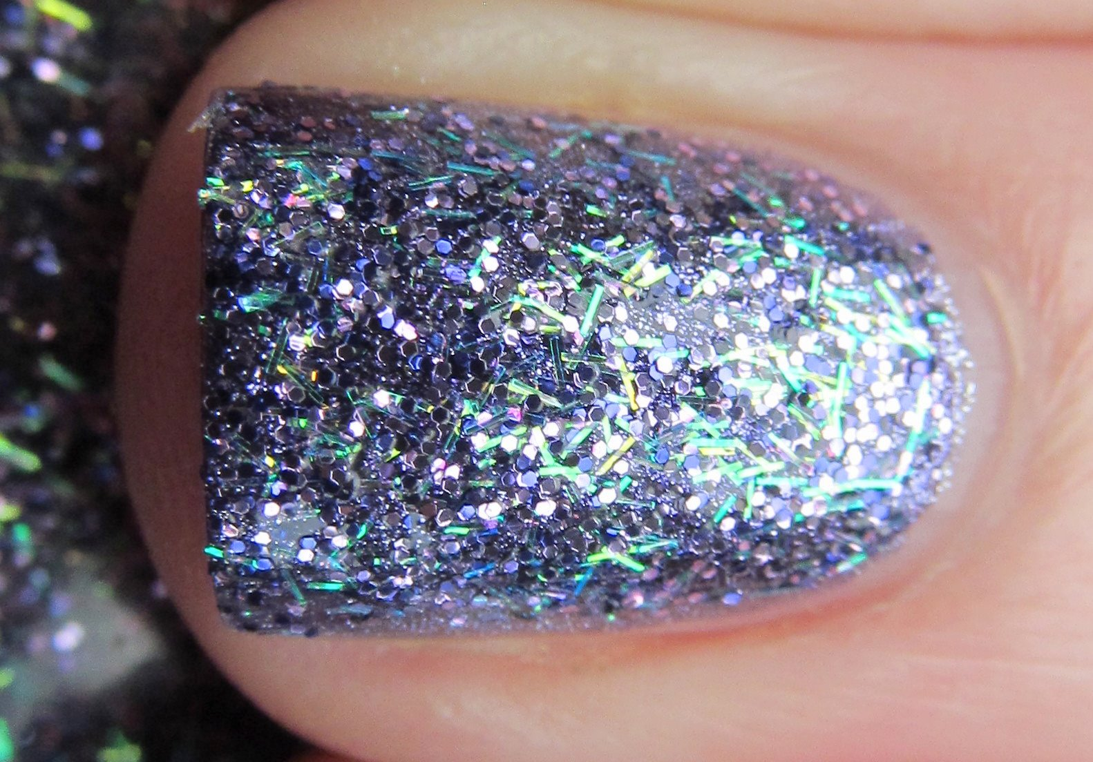 Pinkey and China Glaze Marry A Millionaire Swatch