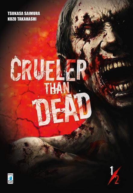 Crueler than dead #1