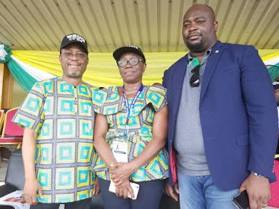 WAUG: Heritage Bank Restates Commitment To Youth, Sport Devt