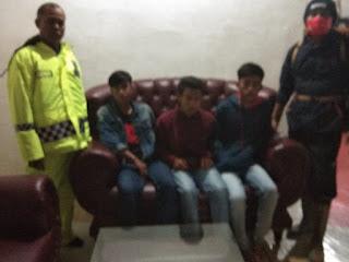 4 Terduga Pelaku Penganiayaan Pemuda di Desa Rinding Allo Ditangkap Polisi