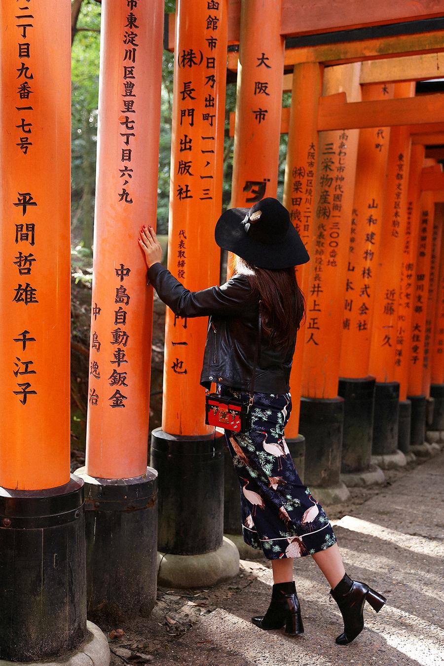 Kyoto, Japan: Fushimi Inari Taisha