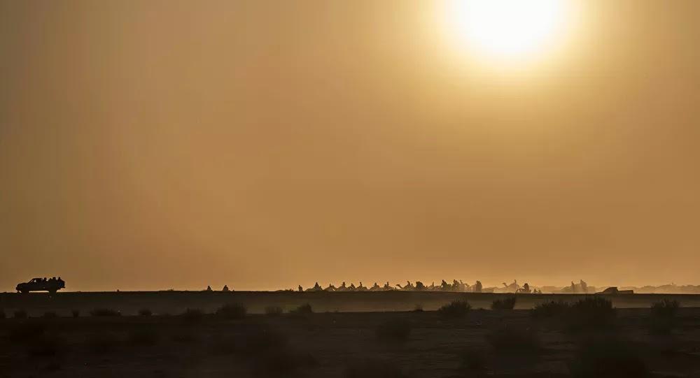 تسجيل أعلى درجة حرارة على وجه الأرض منذ أكثر من 100 عام