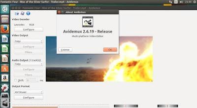 تحميل برنامج  Avidemux