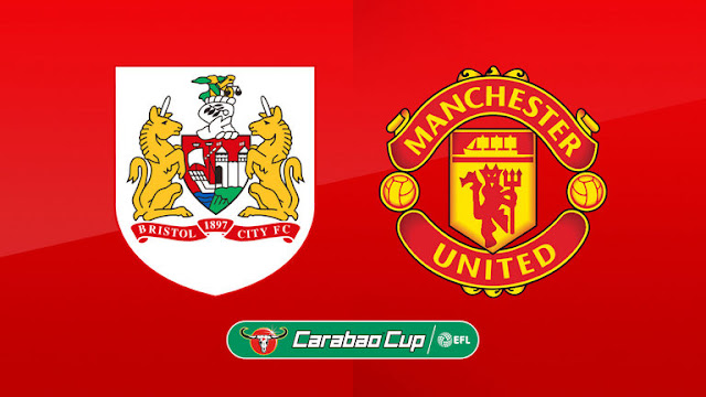 Prediksi Piala Liga Bristol City vs Manchester United