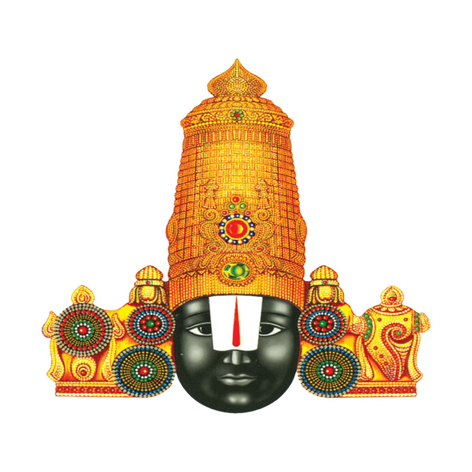 lord venkateswara swamy nice beautiful hd png images