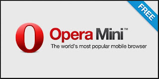 Download Aplikasi Opera Mini