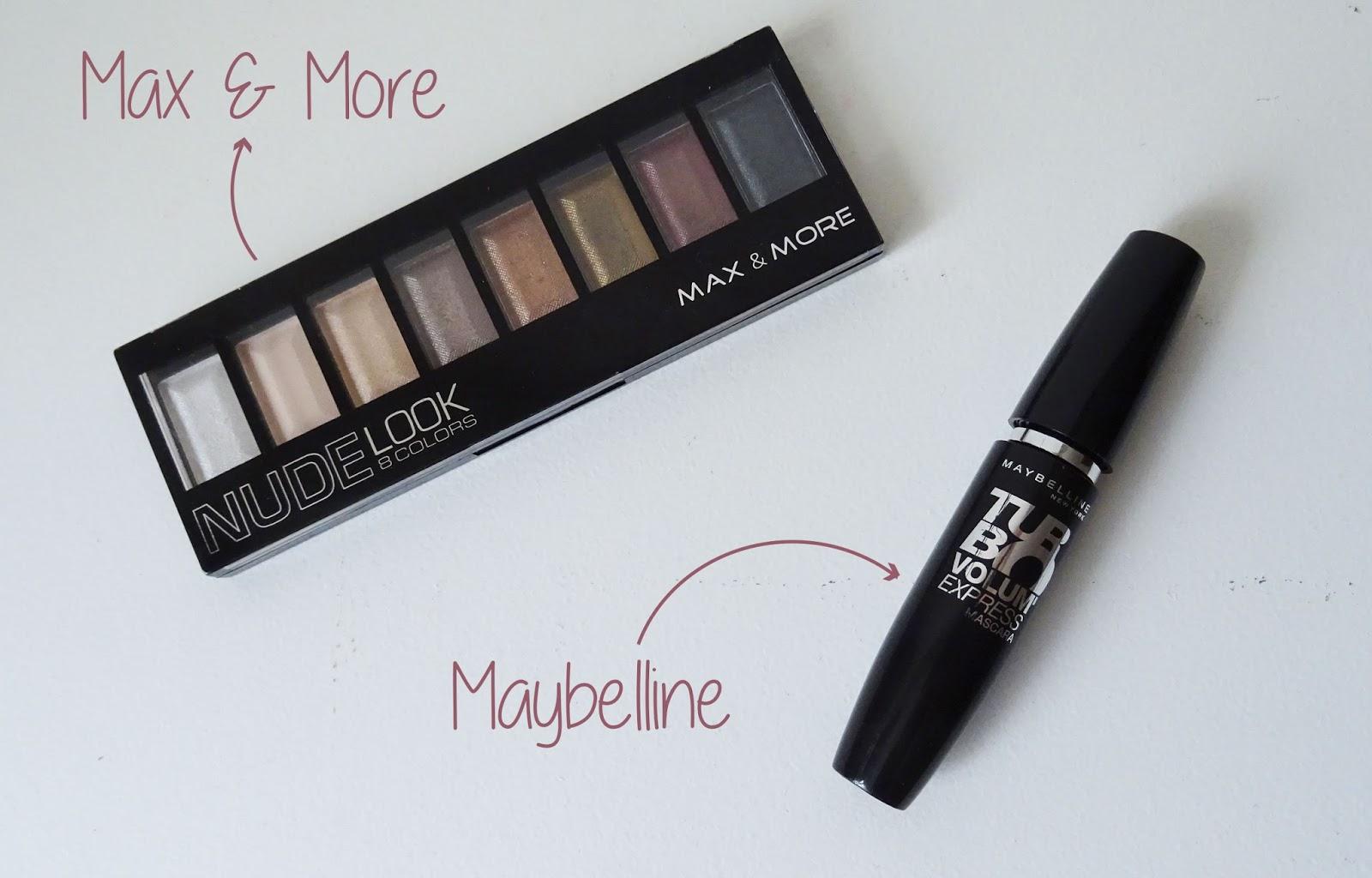 Un maquillage complet pour moins de 30€ yeux