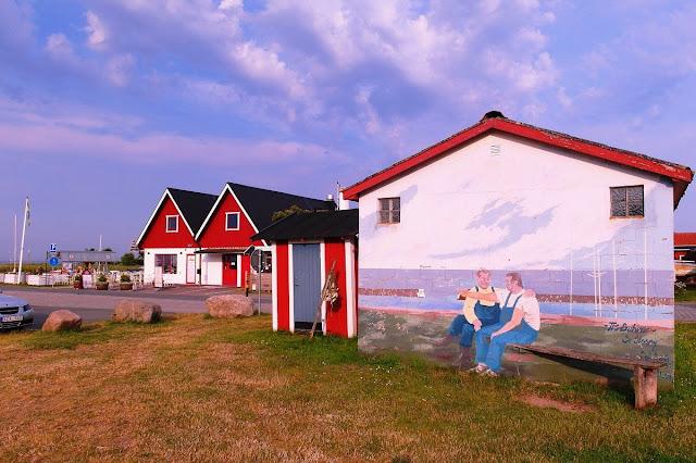 Skåne - Kivik - City Lover Reser