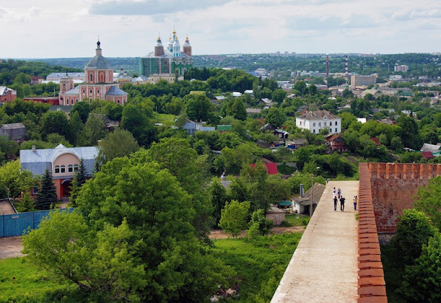 Smolensk,Best Cities to Visit in Russia
