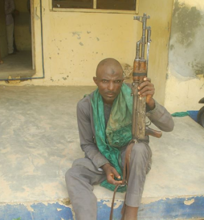 Suspected armed bandit arrested in Niger state
