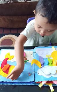 Bussy Book: Inovasi Aktivitas Anak di Rumah Selama PSBB