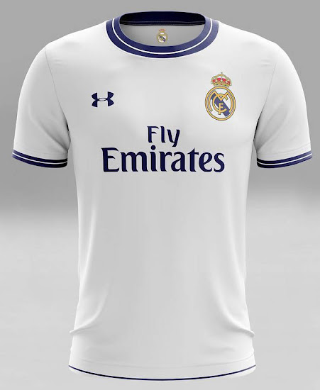 4004a105458 Under Armour Real Madrid 17-18 Concept Kit Revealed - Footy ...