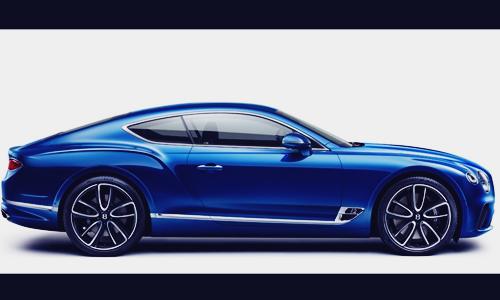 Bentley All New Continental GT Menjadi Supercar Terpopuler Tahun 2019?