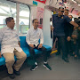 Akhirnya, Prabowo Jumpa Jokowi di MRT