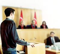 Tanık, şahit, mahkemede tanıklık etmek