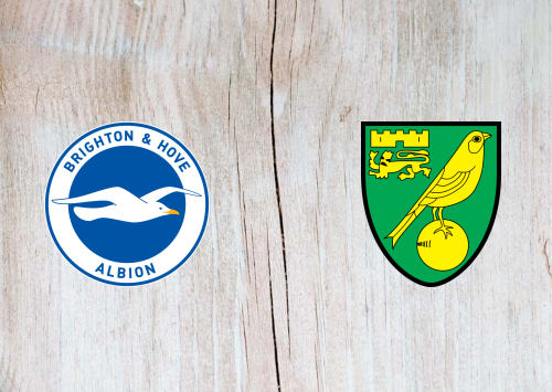 Brighton & Hove Albion vs Norwich City -Highlights 2 November 2019