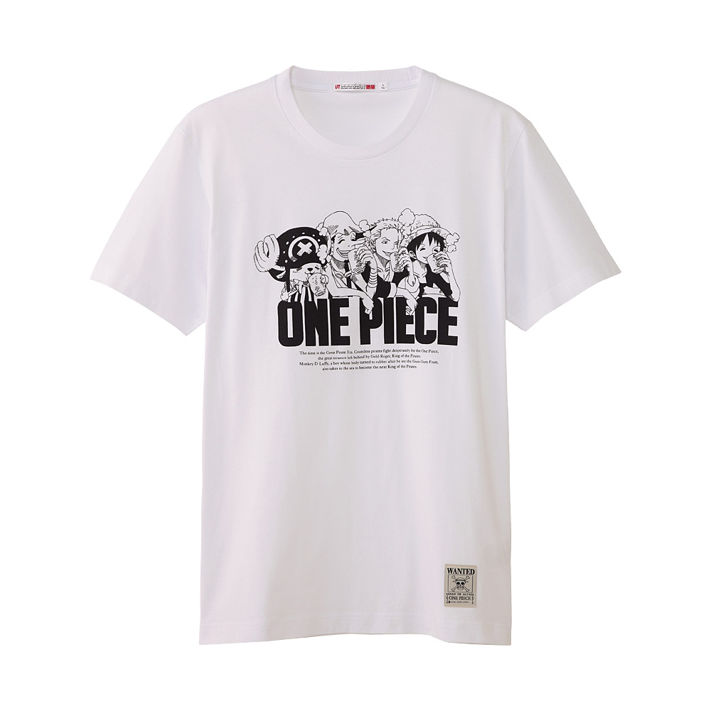 Uniqlo x one piece hello kitty t shirts myfoodsteps for Hello kitty t shirt design