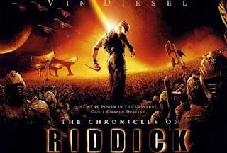 Sinopsis Film Riddick, Aksi Vin Diesel Melawan  Alien