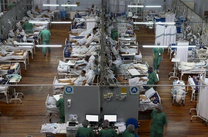 Alerta en Brasil por una nueva mutación del covid