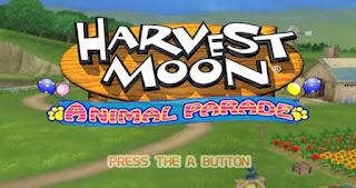 serial dalam game Harvest Moon