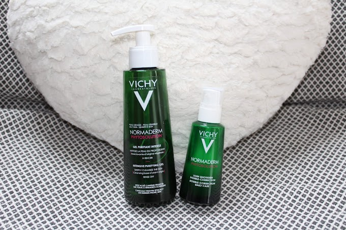 Gama Vichy Normaderm Phytosolution - Review