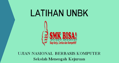 Soal UNBK SMK 2019 Lengkap Kunci Jawaban (Latihan/Contoh)