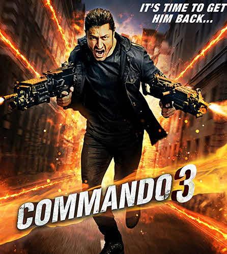 مشاهدة فيلم Commando 3 2019 مترجم