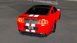 Ford Mustang Shelby GT500 Cobra 34gt500 car mod