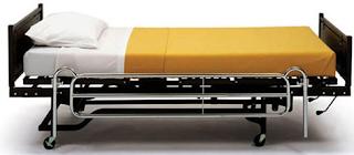 3 Tipe Tempat Tidur Pasien