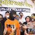 Polsek Bekasi Utara Tangkap Pelaku Curas yang Lukai Pemilik Warung Menggunakan Martil