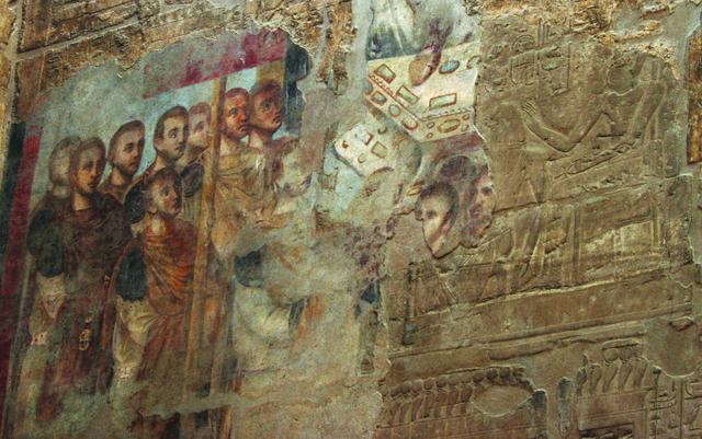 ماهو فن الجداريات؟
