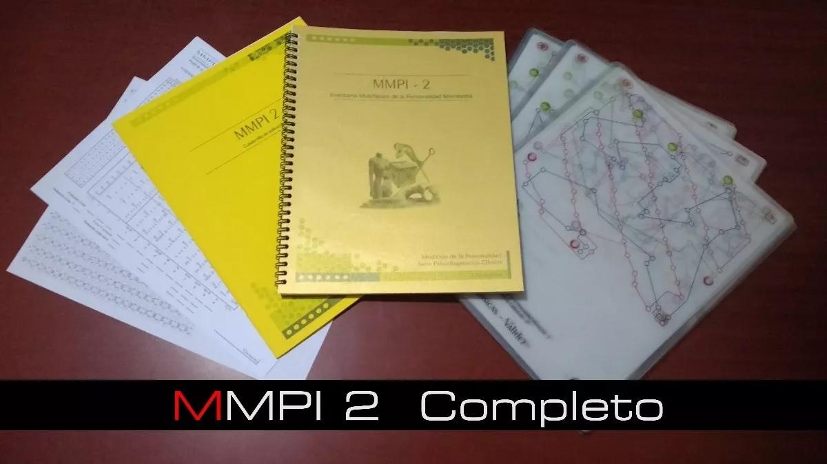 Inventario Multifásico de Personalidad de Minnesota (MMPI-2)