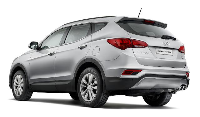 Hyundai Santa Fé 2017